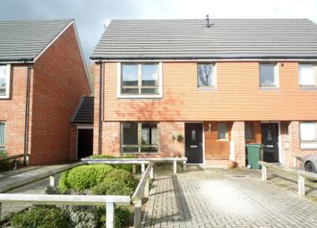 Thumbnail 3 bed town house to rent in Amorosa Close, Ifield, Crawley
