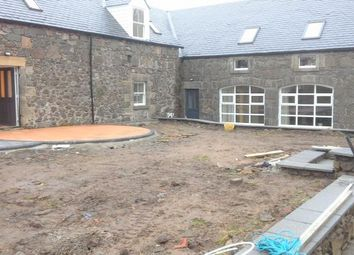 Thumbnail 4 bedroom barn conversion to rent in The Byre, Lower Canglour, Hallquarter Nr Stirling