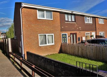 Thumbnail 2 bed end terrace house for sale in Hawksworth Grove, Newport