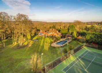 Thumbnail 6 bed detached house for sale in Worplesdon, Guildford, Surrey