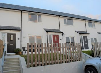 Thumbnail 2 bed terraced house for sale in Luxland View, Newquay