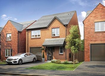 Thumbnail 3 bed detached house for sale in Drakelow, Burton-On-Trent, Derbyshire
