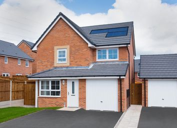 "Thumbnail 3 bed detached house for sale in ""Derwent"" at Townfields Road, Winsford"