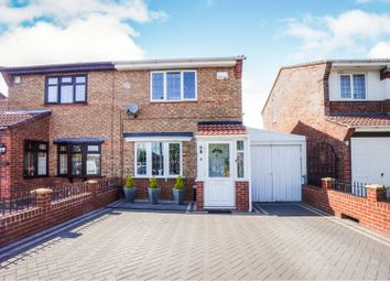Thumbnail 2 bed semi-detached house for sale in Club Row, Dudley