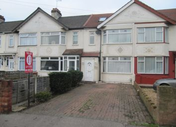 Thumbnail 3 bed terraced house to rent in Upminster Road South, London