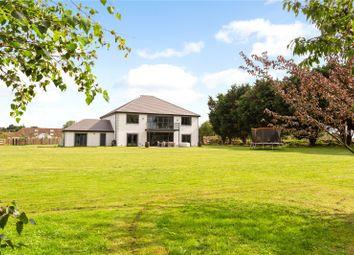 Thumbnail 5 bedroom detached house for sale in Highground Lane, Barnham, Bognor Regis