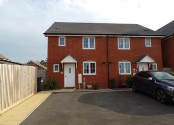 Thumbnail 3 bed semi-detached house for sale in Abbott Corner, Marston Moretaine, Bedford, Bedfordshire