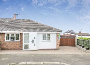 Thumbnail 2 bed bungalow for sale in David Road, Exhall, Coventry