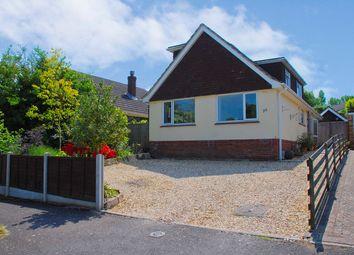Thumbnail 4 bed detached house for sale in Anderwood Drive, Sway, Lymington