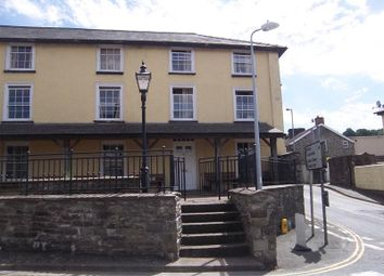 Thumbnail Block of flats for sale in Plough House, Market Street, Builth Wells, 3Ef.