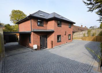 Thumbnail 3 bedroom detached house for sale in Stakes Hill Road, Waterlooville