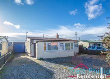 Thumbnail 3 bed detached bungalow for sale in Sunset Walk, Bush Estate, Eccles-On-Sea, Norwich
