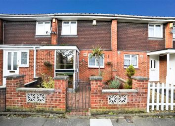 Thumbnail 3 bed terraced house for sale in Bledlow Close, Thamesmead, London