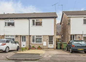 Thumbnail 2 bed end terrace house for sale in Rhiw'r Ddar, Taffs Well, Cardiff