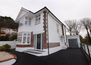 Thumbnail Detached house for sale in Brynglas Road, Aberystwyth, Ceredigion