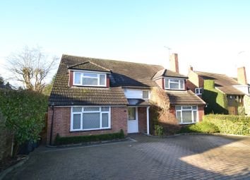 Thumbnail 4 bed detached house for sale in Kitswell Way, Radlett