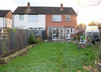 Thumbnail 3 bed semi-detached house for sale in Hart Road, Byfleet, West Byfleet