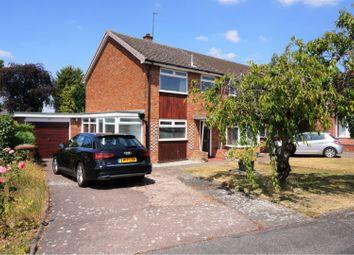 Thumbnail 3 bedroom semi-detached house for sale in Longmeadow Road, Walsall