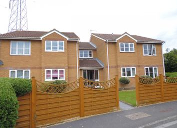 Thumbnail 1 bed flat to rent in Selwood Close, Weston Super Mare