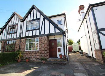 Thumbnail 3 bed semi-detached house for sale in Pickhurst Rise, West Wickham, Kent