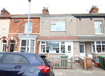 Thumbnail 3 bed terraced house for sale in Bursar Street, Cleethorpes