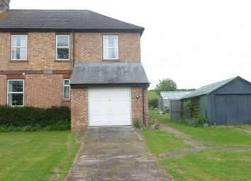 Thumbnail 4 bed semi-detached house for sale in Bury Lane, Sutton, Ely