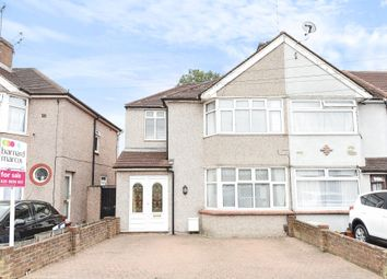 Thumbnail 3 bed end terrace house for sale in Fernside Avenue, Feltham