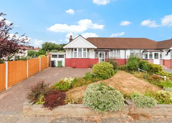 Thumbnail 2 bedroom semi-detached bungalow for sale in Firswood Avenue, Stoneleigh, Epsom