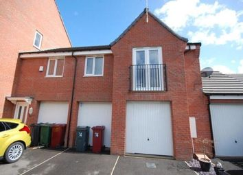 Thumbnail 2 bed flat to rent in Hetton Drive, Chesterfield