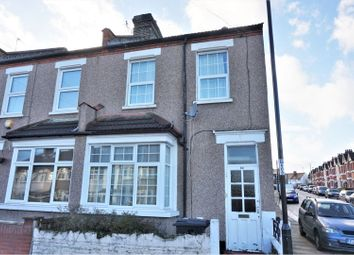 Thumbnail 2 bed end terrace house for sale in Burford Road, London