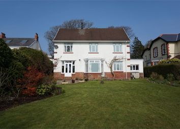 Thumbnail 4 bedroom detached house for sale in 16 Slade Road, Newton, Swansea