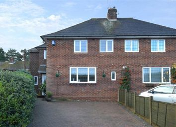 Thumbnail 3 bed semi-detached house for sale in Foster Crescent, Kinver, Stourbridge