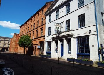 Thumbnail 1 bed flat to rent in Blackfriars Street, Merchant City