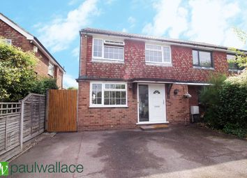 Thumbnail 3 bed semi-detached house for sale in Park Lane, Cheshunt, Waltham Cross