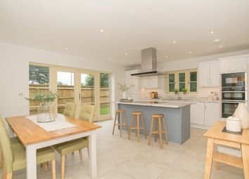 Thumbnail 4 bed detached house for sale in Long Hazel Mead, Sparkford, Yeovil