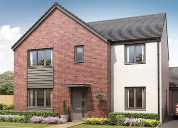 "Thumbnail 5 bed detached house for sale in ""The Corfe"" at Hilton Depot, Egginton Road, Hilton, Derby"
