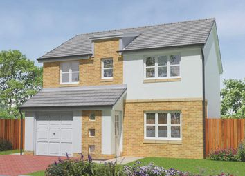 Thumbnail 4 bedroom detached house for sale in Craigsmill Wynd, North Lanakshire, Caldercruix