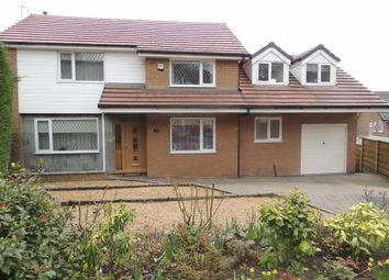 Thumbnail 5 bed detached house for sale in Bankside Close, Marple Bridge, Stockport