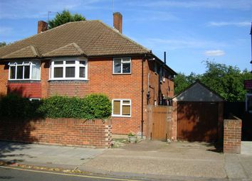 Thumbnail 2 bed maisonette to rent in Fairways, Thornbury Road, Isleworth