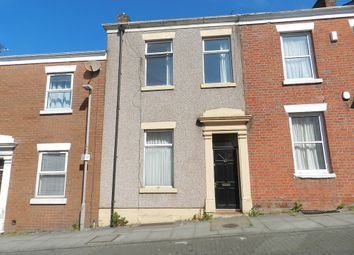 Thumbnail 5 bed terraced house to rent in Christ Church Street, Preston