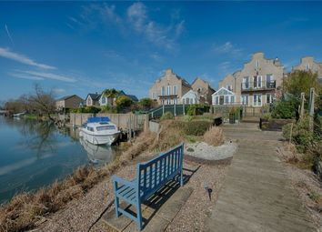Thumbnail 5 bedroom detached house for sale in The Waterhaven, Earith, Huntingdon
