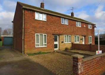 Thumbnail 3 bed property to rent in Fotheringhay Road, Corby