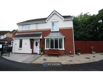 Thumbnail 4 bed detached house to rent in Cory Park, Cwmbran