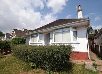 Thumbnail 2 bed detached bungalow for sale in Graham Road, Paignton, Devon