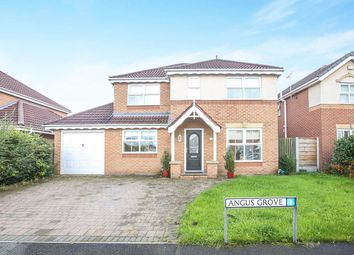 Thumbnail 4 bed detached house for sale in Angus Grove, Middlewich