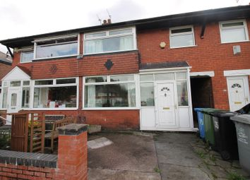 Thumbnail 3 bed terraced house for sale in Amersham Close, Urmston, Manchester