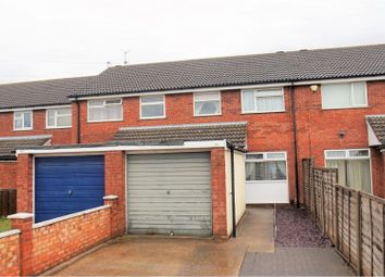 Thumbnail 3 bed terraced house for sale in Station Road, North Hykeham