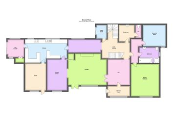 Thumbnail 5 bed detached house for sale in Newtown, Market Drayton
