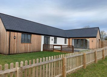 Thumbnail 3 bed detached house to rent in Bridge Road, Broughton, Huntingdon