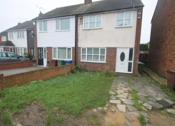 Thumbnail 3 bed semi-detached house to rent in Larkswood, Corringham